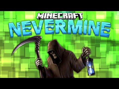 Minecraft Mods ★ THE NIGHT REAPER ★ Nevermine Mod (4) - Dumb and Dumber