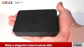 WD Elements SE 500GB - malý a elegantní 2,5