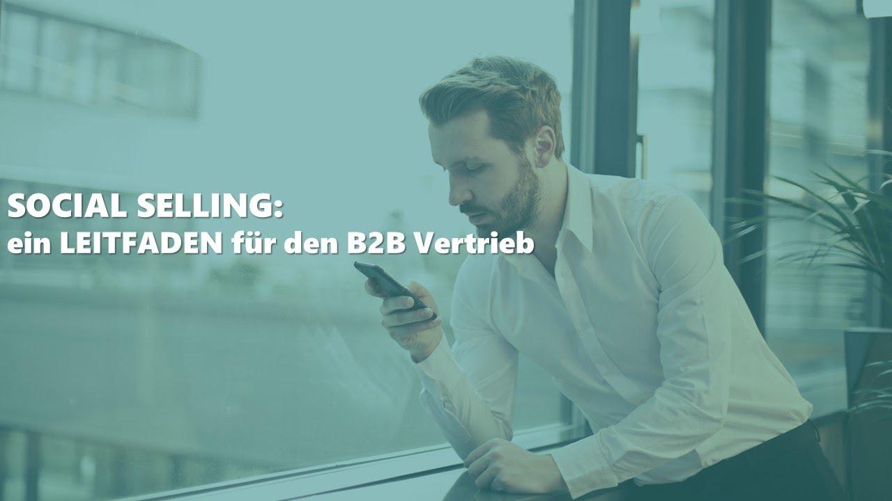 WISSENCE Webinar Social Selling: Ein Leitfaden für den B2B Vertrieb