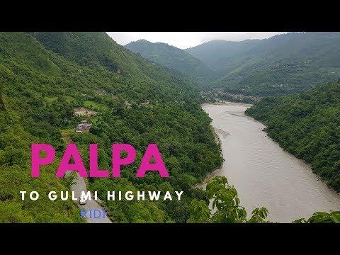 Palpa to Gulmi (Ridi) Highway Road Trip- Nepal