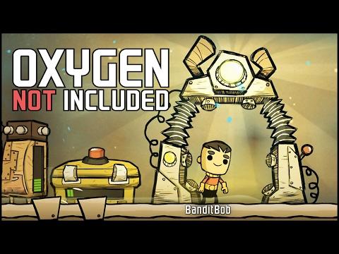 BanditBob zieht ein - Oxygen Not Included #03 [Gameplay German Deutsch]