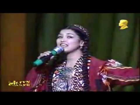 Oguzlar - Türkmen Türküsü Türkçe altyazılı. Turkmen Song- English Subtitles. Türkmençe