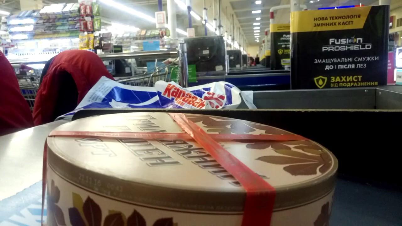 Заказ праздничных, свадебных тортов в сети супермаркетов