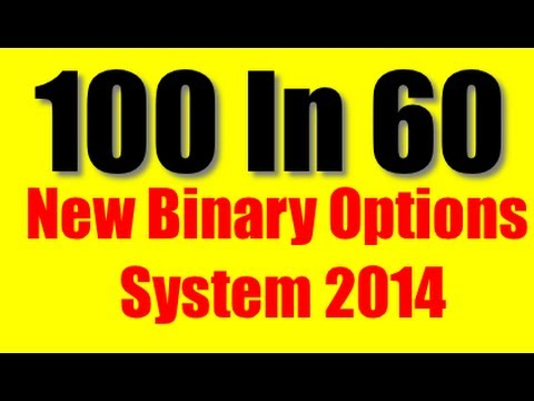 60 second binary option system