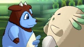 Gambar cover ¡CHANSEY VS MILTANK GUERRA DE STALL! Pokémon Sol y Luna: COMBATE!
