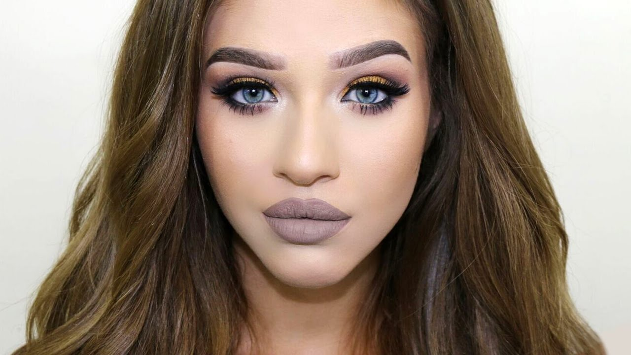 posh spice makeup. \u0027posh spice\u0027 makeup tutorial | chit chat get ready with me posh spice youtube