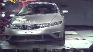 Euro NCAP | Honda Civic | 2006 | Crash test