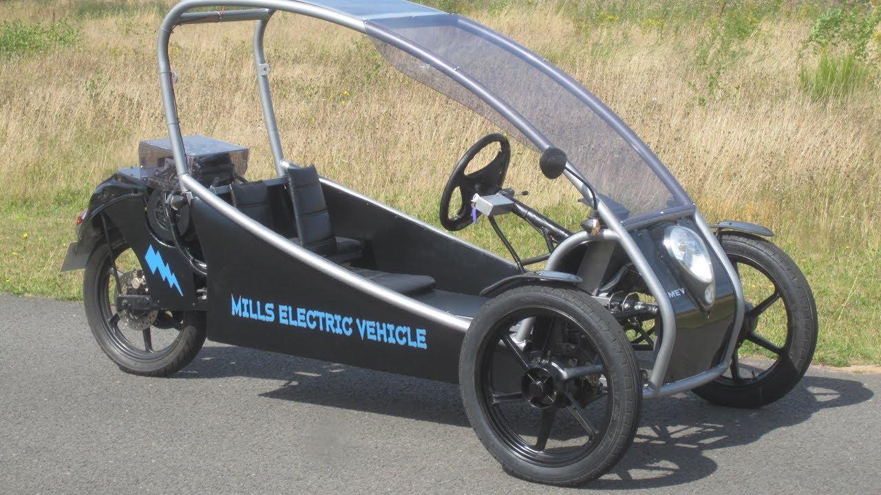 Ev Trike Plans 20 By Stuart Mills