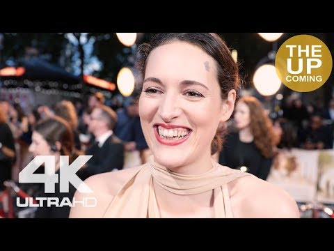 Phoebe WallerBridge  on Goodbye Christopher Robin and Star Wars Han Solo spinoff