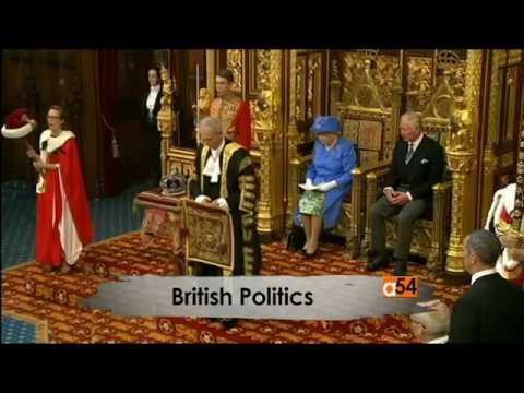 Queen Elizabeth's Parliament Speech on Brexit