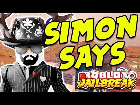 JAILBREAK SIMON SAYS & HIDE AND SEEK! (Winner Gets $10,000 Jailbreak Cash) | 🔴 Roblox LIVE