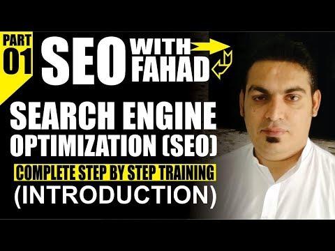 Full Advance SEO Course Introduction Part1 Hindi Urdu