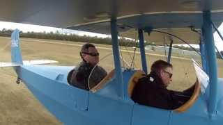 Pietenpol Air Camper - 3D camera mount test - 2D version