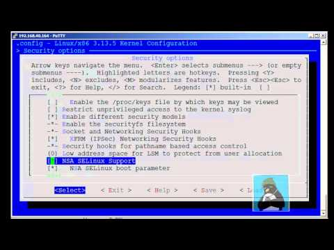 LPIC-2 201 Compiling a Linux kernel