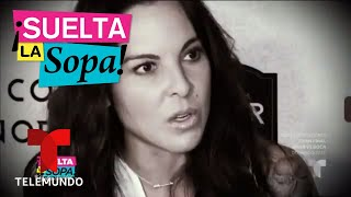 Verónica del Castillo sale en defensa de Kate del Castillo | Suelta La Sopa | Entretenimiento
