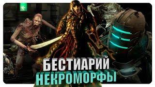 Бестиарий - Вселенная Dead Space: Некроморфы. Финал