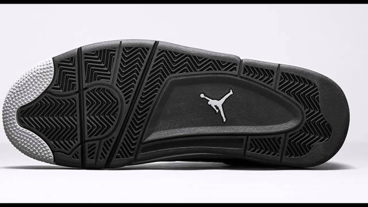 "low priced 1d5bf af039 Air Jordan 4 Retro ""Oreo"" + Release date   Price"