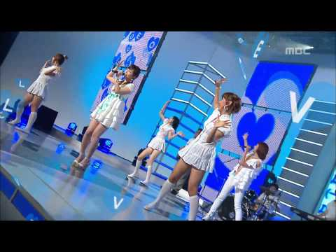 Maronie Girls - Do you know, 마로니에걸즈 - 아시나요, Music Core 20080705