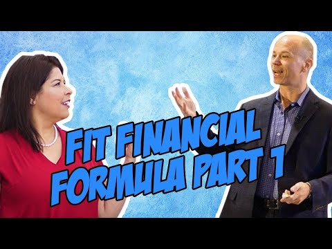 Dan Kuschell | The FIT Financial Formula: Dr. Cristy Lopez, The Money Game, Pitch at Palace