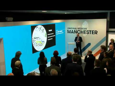 Connecting Manchester: Transport & Infrastructure