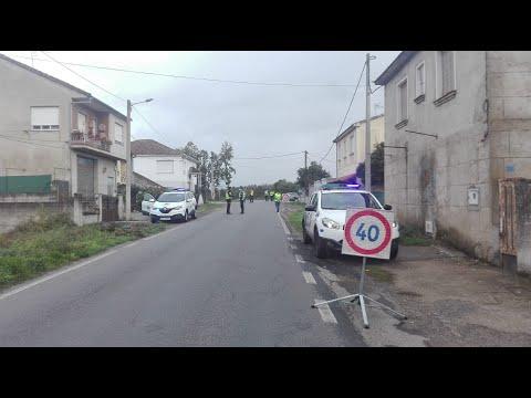 Primer día de cierre perimetral en Verín, Oímbra y Vilardevós