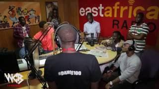 Diamond Platnumz- HESHIMA YA BONGO FLAVA PART 1(PLANET BONGO EASTAFRICAN RADIO)