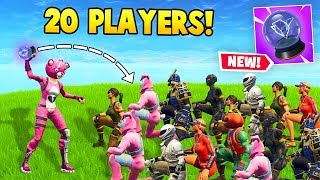 1 RIFT-TO-GO vs 20 PLAYERS! (Fortnite FAILS & WINS #16)
