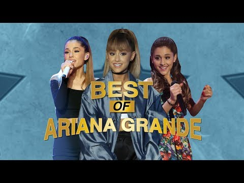 The Best of Ariana Grande on The Ellen Show