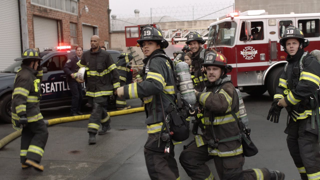 Download A Proposal, an Ultimatum, and a Five-Alarm Fire - Station 19