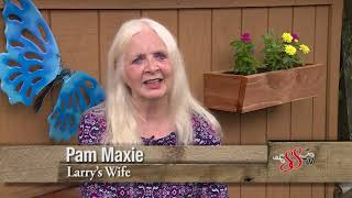 Maxiewoodcrafts interview with the show Simply Southern on Wsfa
