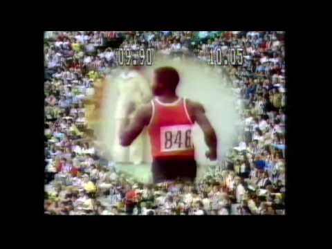 3797 Olympic Track & Field 1976 100m Men