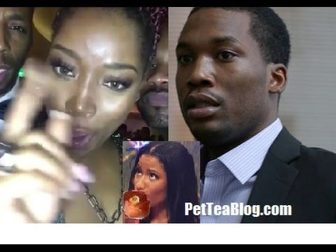 Keke palmer meek mill dating nicki