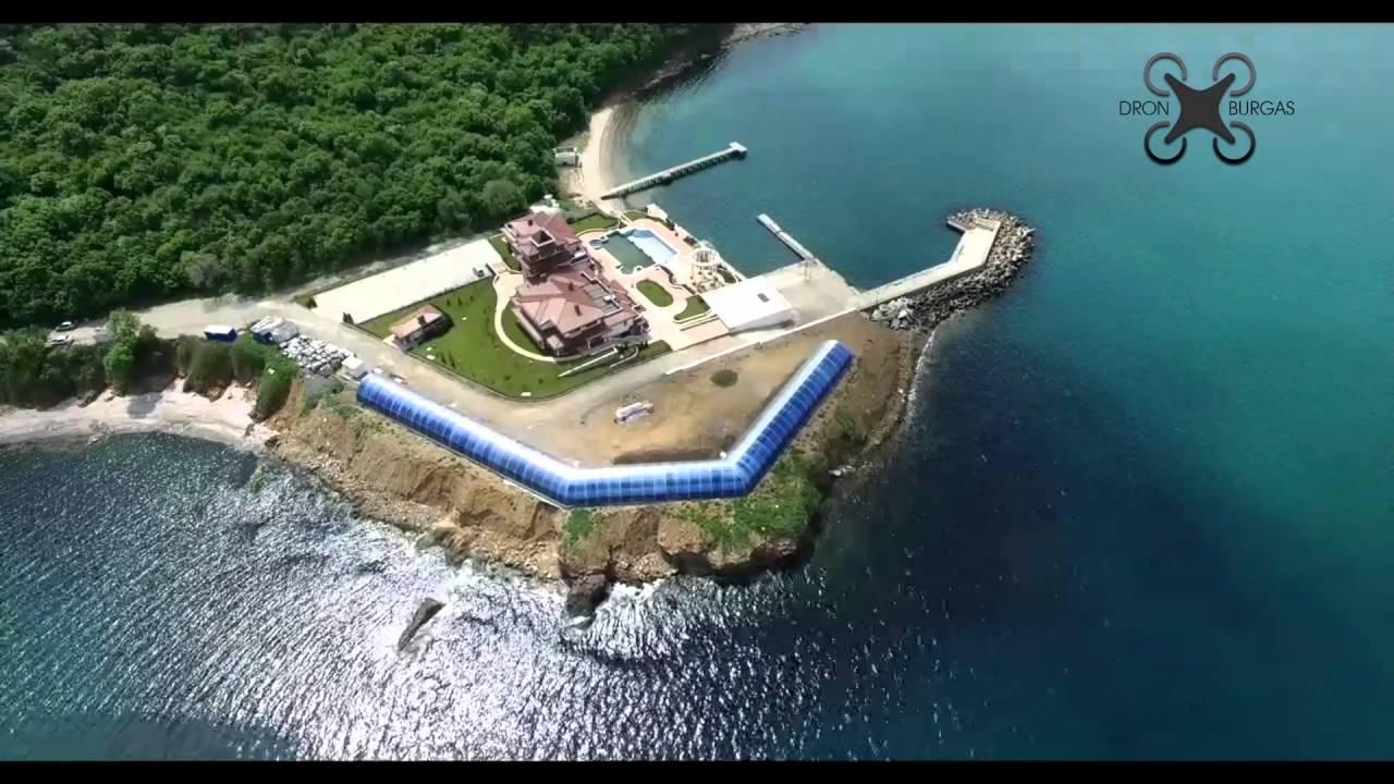 Сараят на Доган - лукс в крепост край морето - YouTube