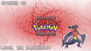 "Roblox Project Pokemon Nuzlocke Challenge - #42 ""Level 100 Garchomp!"" - Commentaires en direct"