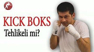 Kick Boks'a başlarsam zarar görür müyüm? Yüzüme bir şey olur mu? Kick Boks Tehlikeli midir?