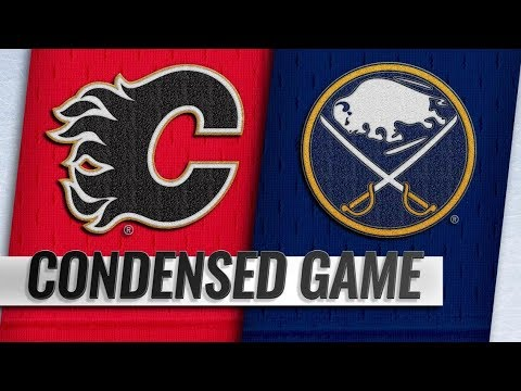 Calgary Flames vs Buffalo Sabres – Oct.30, 2018 | Game Highlights | NHL 18/19 | Обзор матча