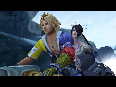 Final Fantasy X HD Remaster - Part 48: Macalania Travel Agency