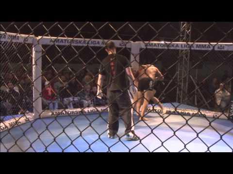 NOC BOJOV 4 MMA Michal Trizma VS Ján Magdalík