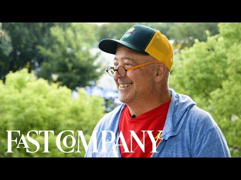 Andrew Zimmern on Addiction, Cotton Candy, and Cultural Appropriation | Fast Company