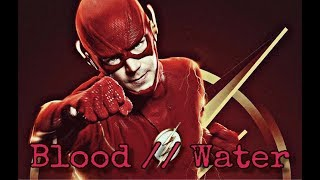 The Flash ⚡ Blood In The Water