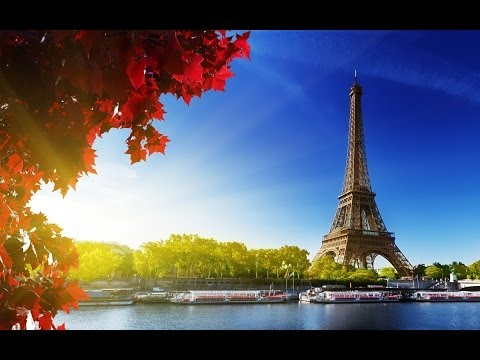 Достопримечательности Франции: как создать ролик из фото с музыкой