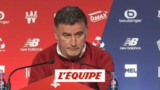 Foot - L1 - Losc : Galtier «À Youssouf (Koné) de jouer»