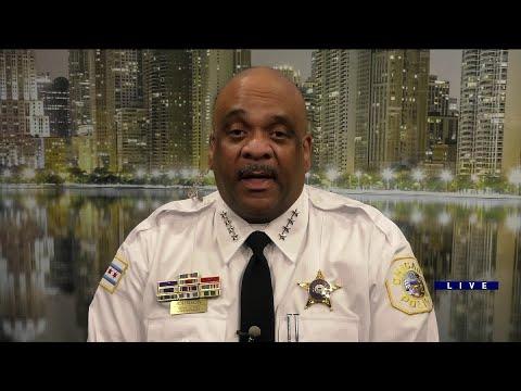 CPD Supt. Eddie Johnson on Jussie Smollett case