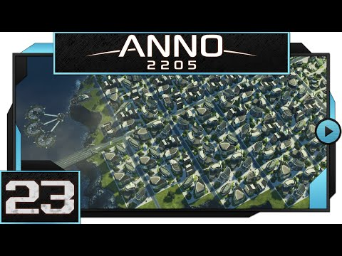 Anno 2205 - #23 - Luxury Food Mass Production