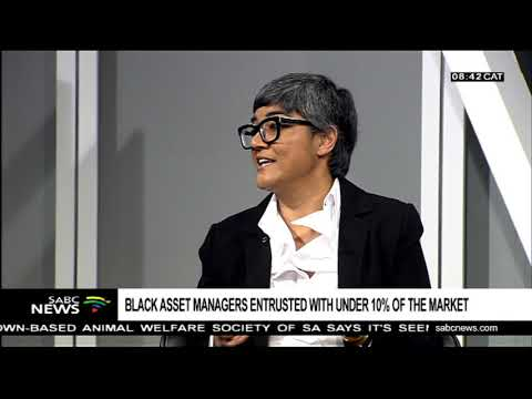 Black asset managers entrusted with under 10% of the market