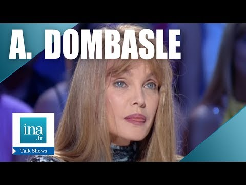 interview amor amor d 39 arielle dombasle archive ina youtube. Black Bedroom Furniture Sets. Home Design Ideas