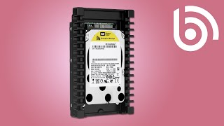 Western Digital VelociRaptor Hard Drive Introduction