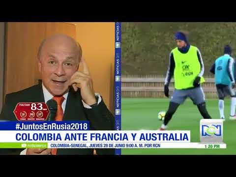 Carlos Antonio Vélez y su análisis previo al amistoso Colombia-Francia