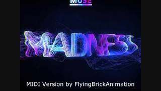 Muse - Madness MIDI version