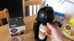 Nescafé Dolce Gusto Piccolo im Test (Zubereitung Espresso, Kakao, Latte Macchiato)
